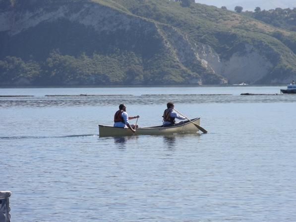 canoeing-lake-cachuma