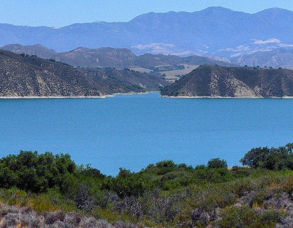Lake Cachuma, located in the Santa Ynez Valley, is an artificial lake created in 1953 for the Bradbury Dam.
