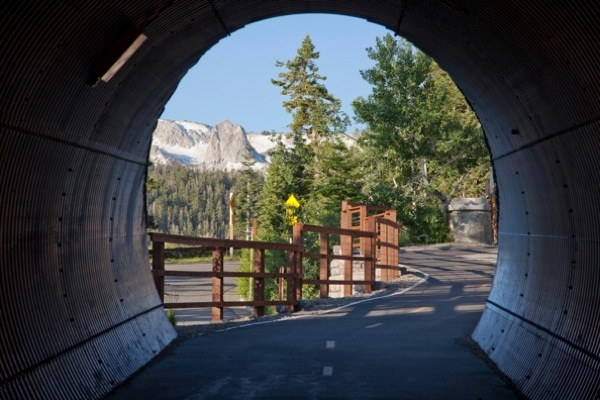 Photo courtesy Mammoth Lakes Trails and Public Access Foundation