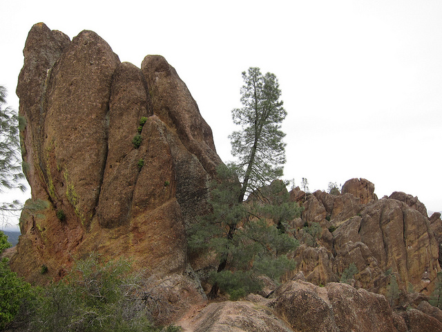 Pinnacles National Park. | Photo: Zach Behrens/KCET