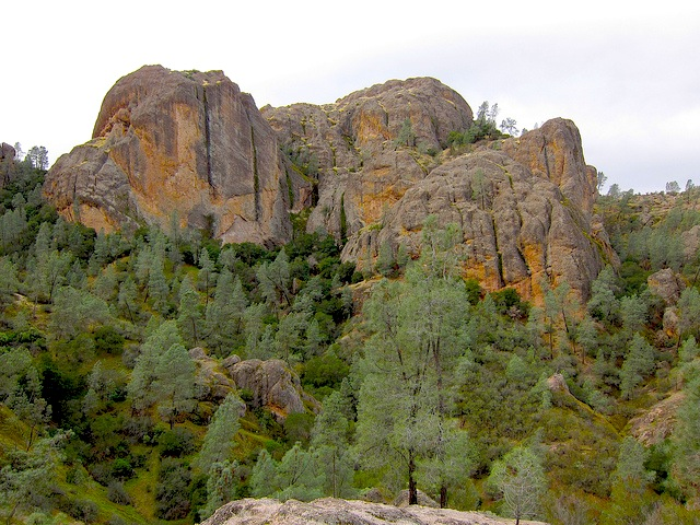 Pinnacles National Monument. | Photo: Zach Behrens/KCET