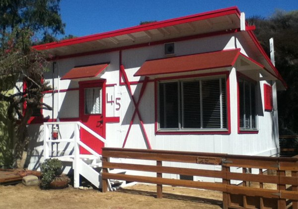 The Soda Shack is now available for rent | Photo Courtesy of the Crystal Cove Alliance