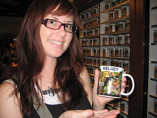 Me and my mug.