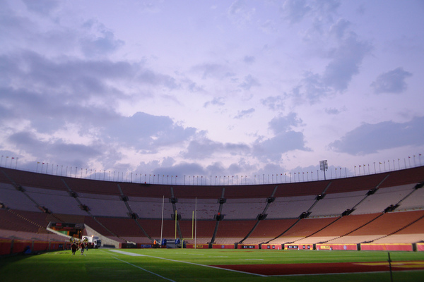 The Coliseum could be an interim home for an NFL team