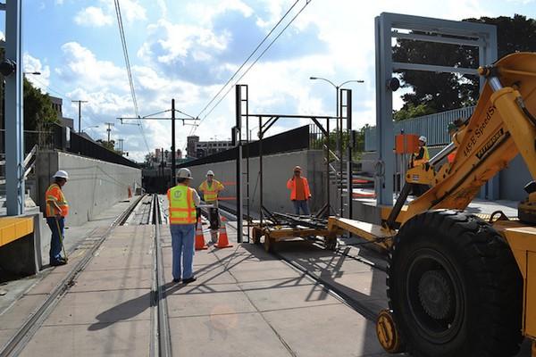 Photo Courtesy of Expo Light Rail