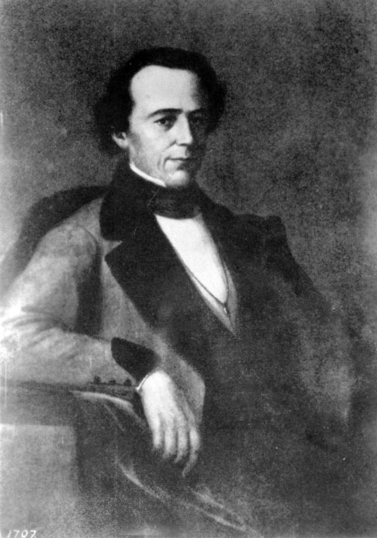 Manuel Micheltorena, who was ousted by the 1845 Battle of La Providencia. Courtesy of the Title Insurance and Trust / C.C. Pierce Photography Collection, USC Libraries.