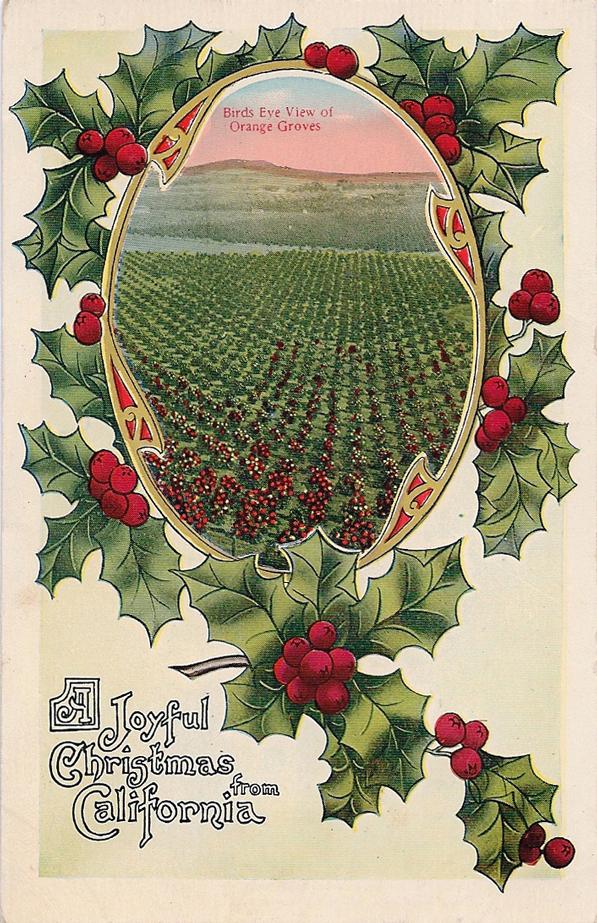 Postcard courtesy of the David Boulé Collection.
