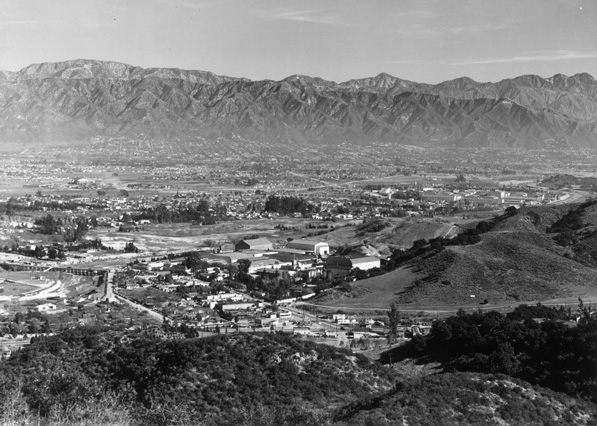 Burbank in 1939. Courtesy of the 'Dick' Whittington Photography Collection, USC Libraries.