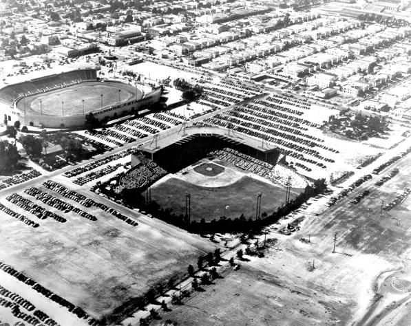 Gilmore Field. Courtesy of the LA84 Foundation.