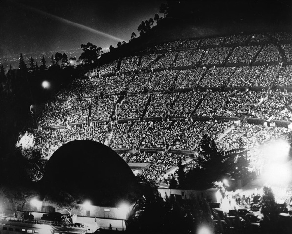 The Hollywood Bowl >> From Daisy Dell To The Hollywood Bowl A Little Musical History For