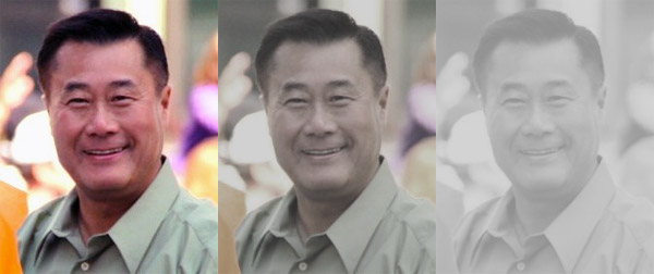 Suspended California state senator Leland Yee.