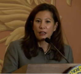 Tani Cantil-Sakauye | Photo: State of California
