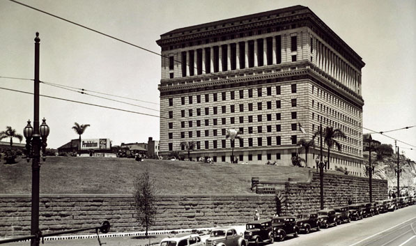 Hall of Justice, 1939