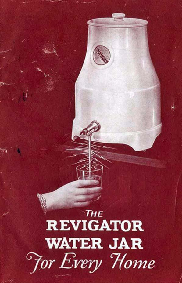 Revigator Radium Water Dispenser