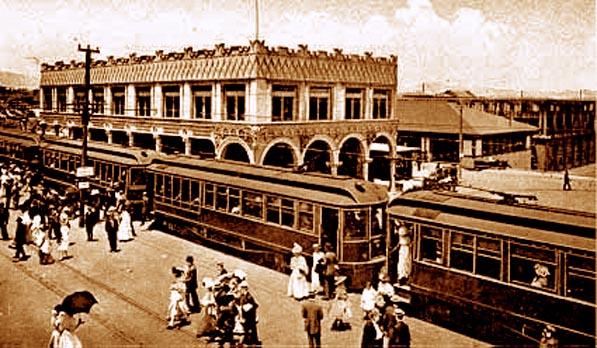 Venice Trolley Stop