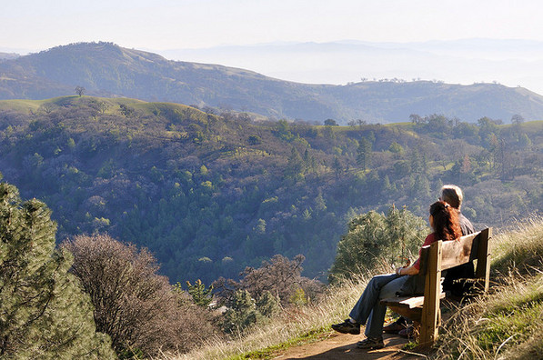 A calm moment at Henry Coe State Park | Creative Commons photo by Don DeBold