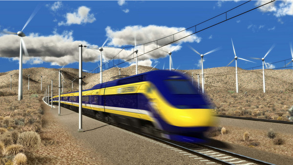 Courtesy of the California High-Speed Rail Authority