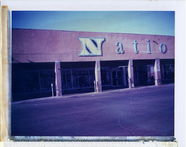 Shuttered department store in Calexico | Creative Commons Photo by moominsean