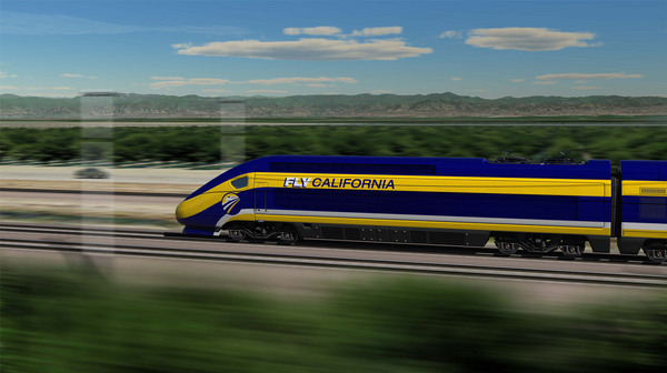 Courtesy of California High Speed Rail