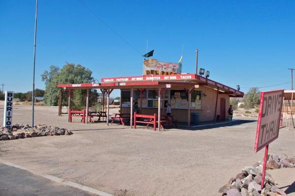 Del Taco I Photo: Ed Fuentes