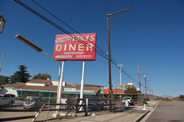Tony's Diner I Photo: Ed Fuentes