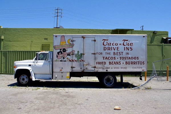 Taco Tia Truck I Photo: Ed Fuentes