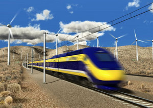 Photo via California High-Speed Rail Authority