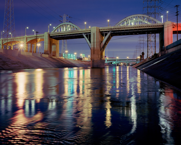 6th Street Bridge I Photo by Edwin Beckenbach