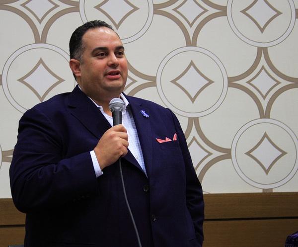 Assembly Speaker John Perez