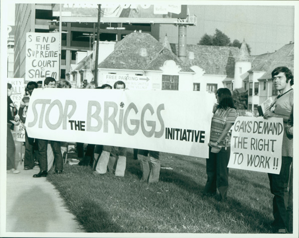 Photo by Pat Rocco. Courtesy ONE National Gay & Lesbian Archives.