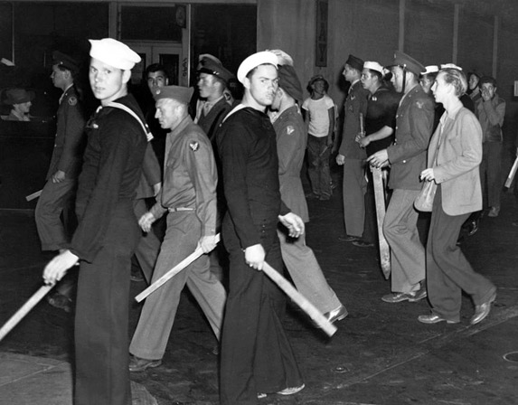 The Mexican American Experience   The Zoot Suit Riots Publish  Zoot suit  essay Reddit