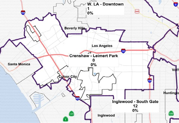 2011 First Draft of California's 33rd Congressional District