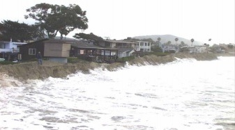 Carpinteria City Beach in Santa Barbara County | Photo by State of CA