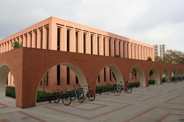 USC campus.