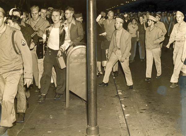 Essay on the zoot suit riots of la LA Daily Mirror