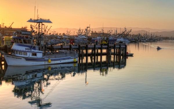 Ventura Harbor.