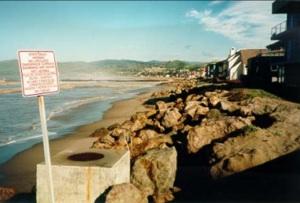 Pierpont Beach in Ventura County | Photo via State of CA
