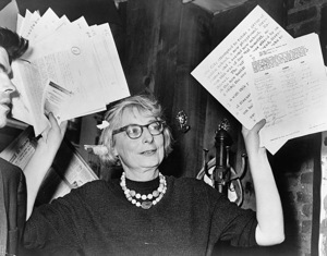 Jane Jacobs | Photo: Library of Congress
