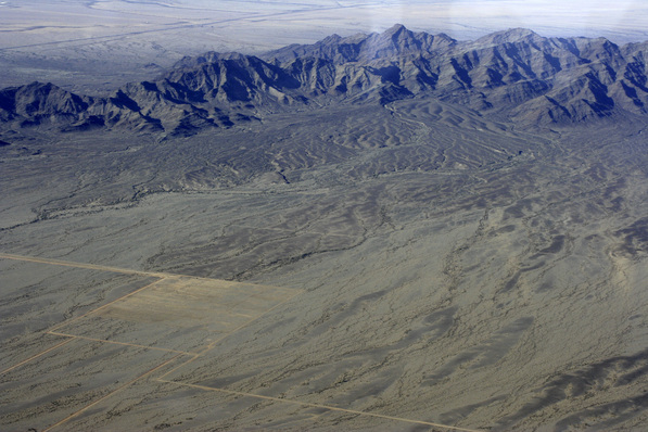 Blythe Solar Project, which may never be finished | Chris Clarke photo