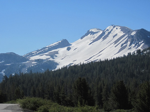 Near-record snowpack from the 2011 winter season allowed Mammoth Mountain to stay open through July 4th.