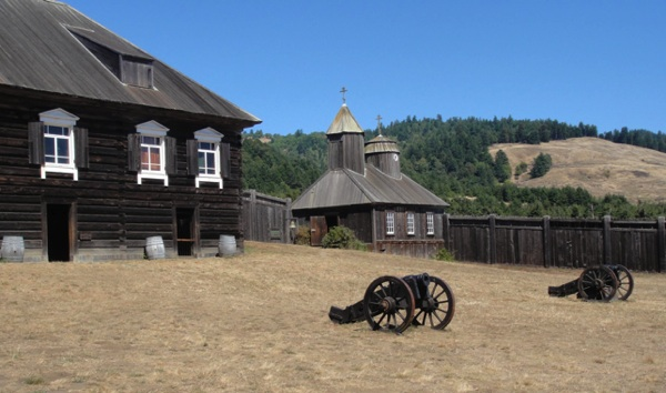 Fort Ross August 2010 | Photo: Courtesy Melinda Herrold-Menzies