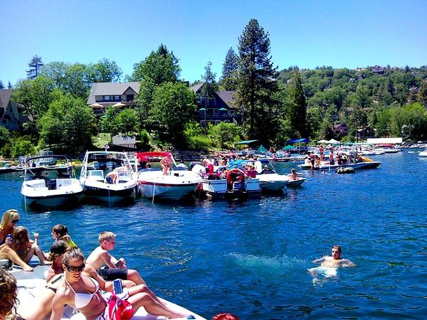 Recreation in Lake Arrowhead, CA