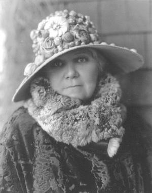 Minerva Hamilton Hoyt in the 1920s. | Photo: Courtesy National Park<br /> Service.