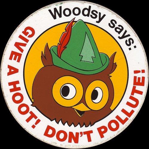 Woodsy Owl | Image via USFS