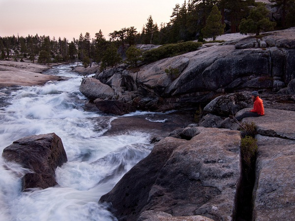 Between Dark Wall and Wild Throng': Yosemite, August 2011 | KCET