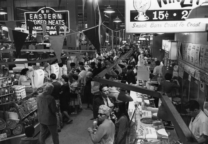Grand Central Market: A Look Back at 100 Years | KCET