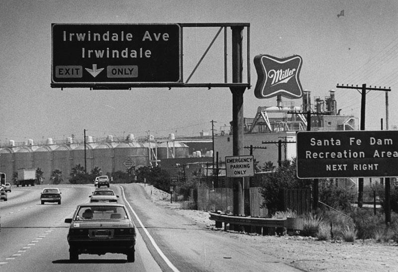 Freeways of Irwindale