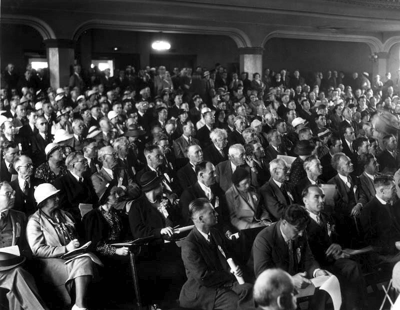 EPIC convention, c.1935