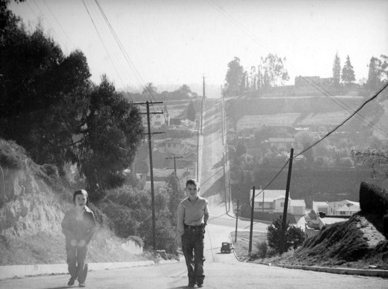 Baxter Street, circa 1937