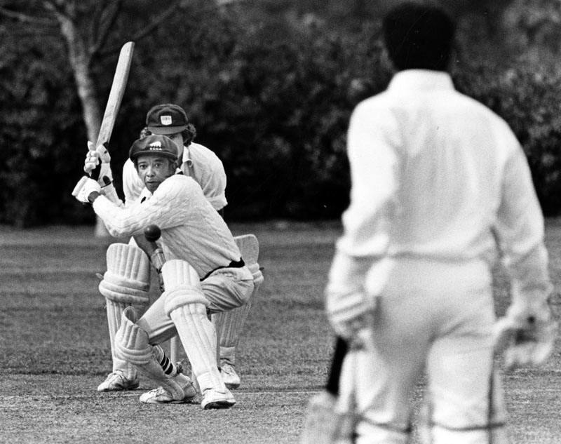 Cricket in Los Angeles, 1982